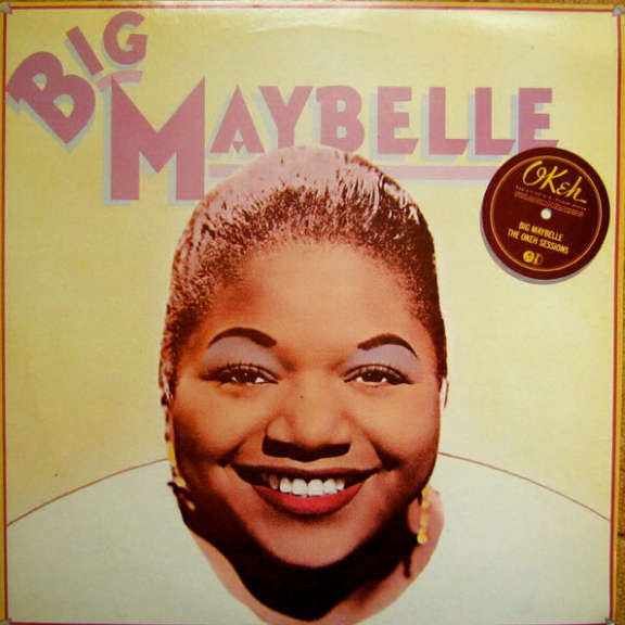 Big Maybelle The Okeh Sessions LP 2012