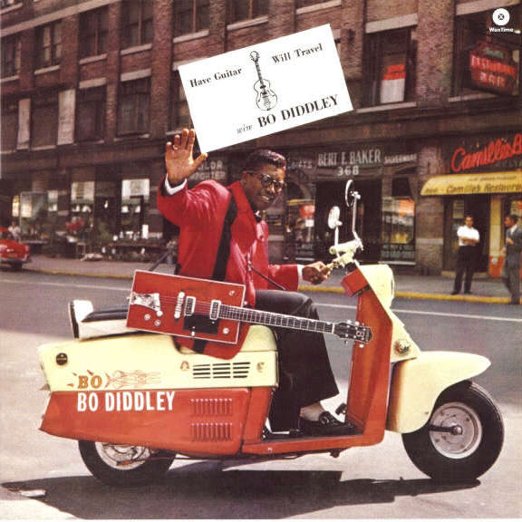 Bo Diddley Have Guitar, Will Travel LP 1960
