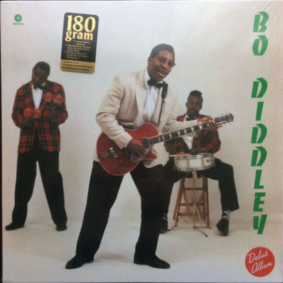 Bo Diddley Bo Diddley LP 1958