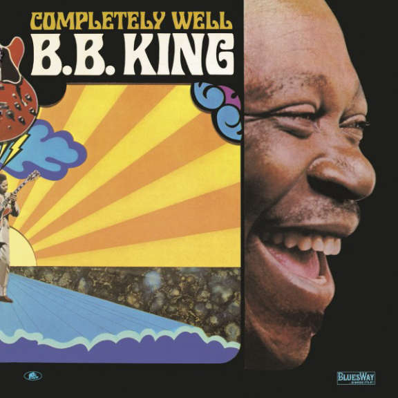 B.B. King Completely Well LP 2015
