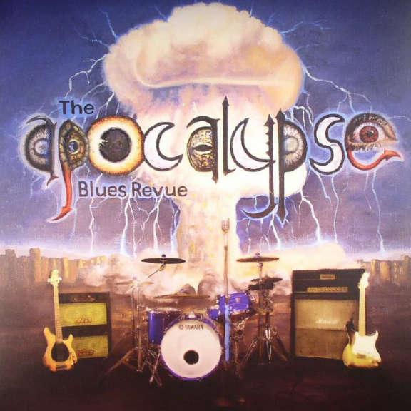 Apocalypse Blues Revue Apocalypse Blues Revue LP 2016