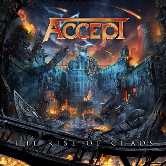 Accept The Rise Of Chaos LP 2017