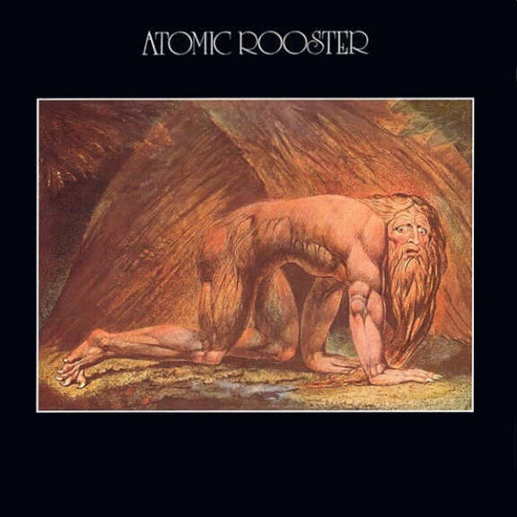 Atomic Rooster Death Walks Behind You LP 2017