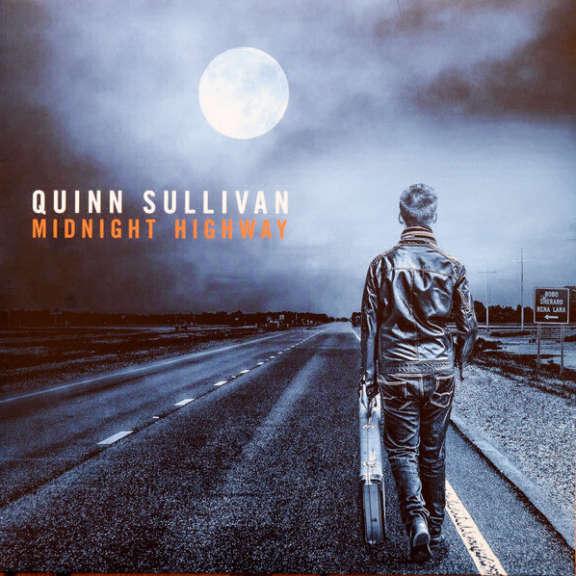 Quinn Sullivan Midnight Highway LP 2017