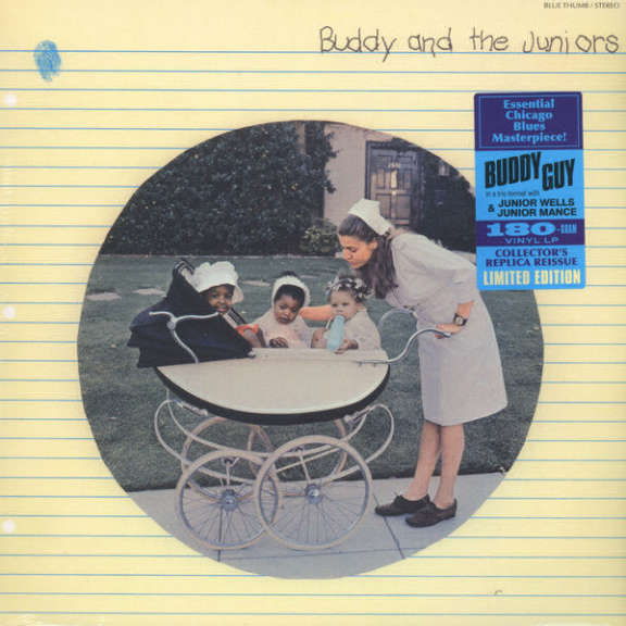 Buddy Guy Buddy And the Juniors LP 2016