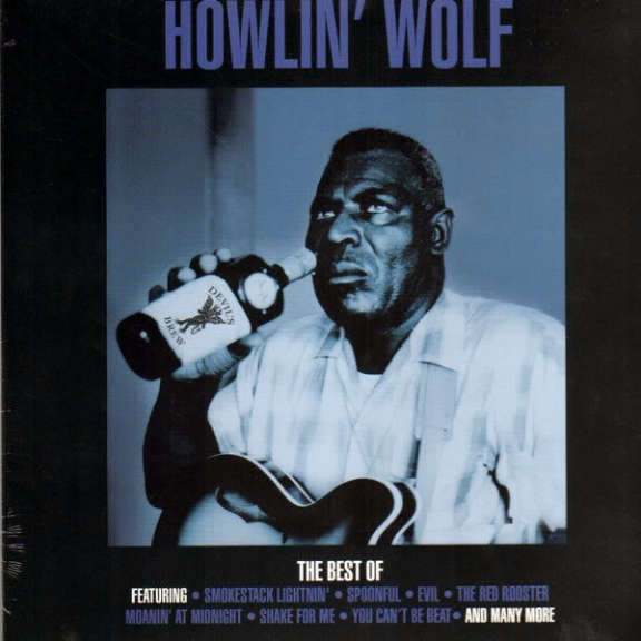 Howlin'  Wolf The Best of LP 2015