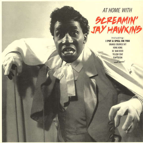 Screamin'  Jay Hawkins At Home with Screamin'  Jay Hawkins LP 2016