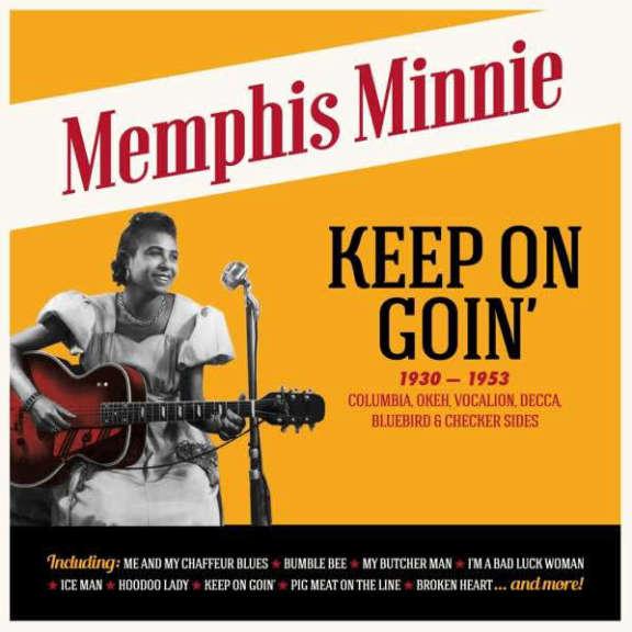 Memphis Minnie Keep On Goin'  1930-1953 LP 2017
