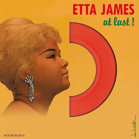 Etta James At Last! (Red Vinyl) LP 2016