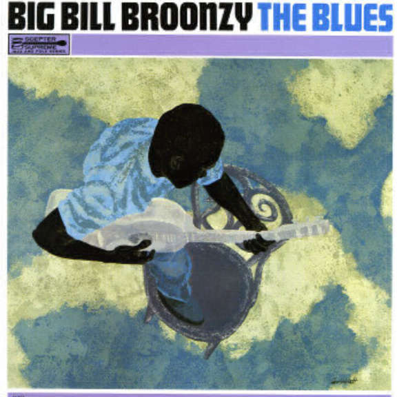 Big Bill Broonzy The Blues LP 2008