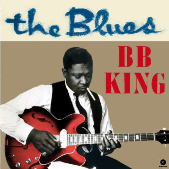 B.B. King The Blues LP 2016