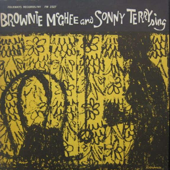 Brownie McGhee & Sonny Terry Sing LP 2018