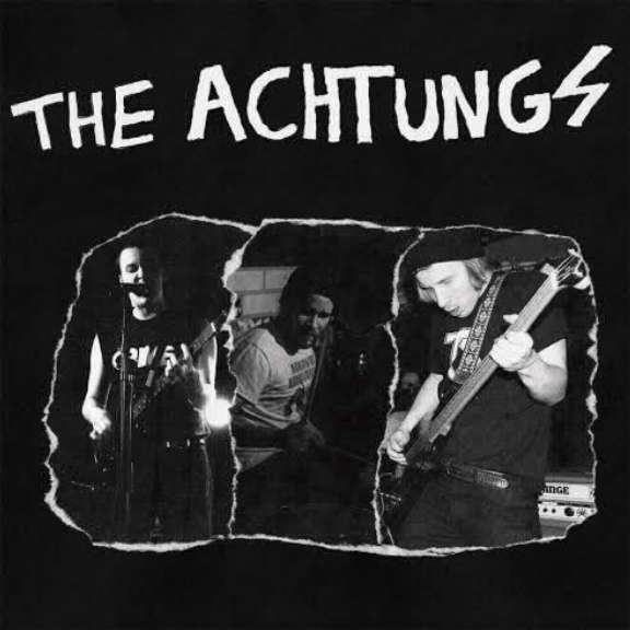 Achtungs Full of hate LP 2016