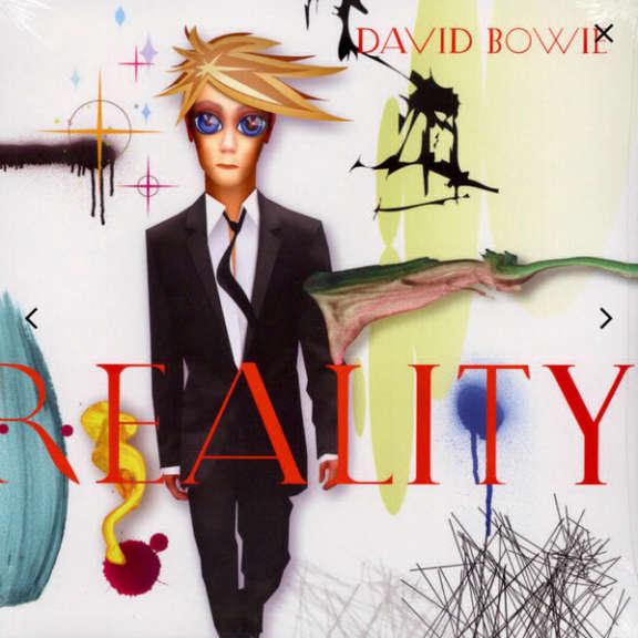 David Bowie Reality LP 2017