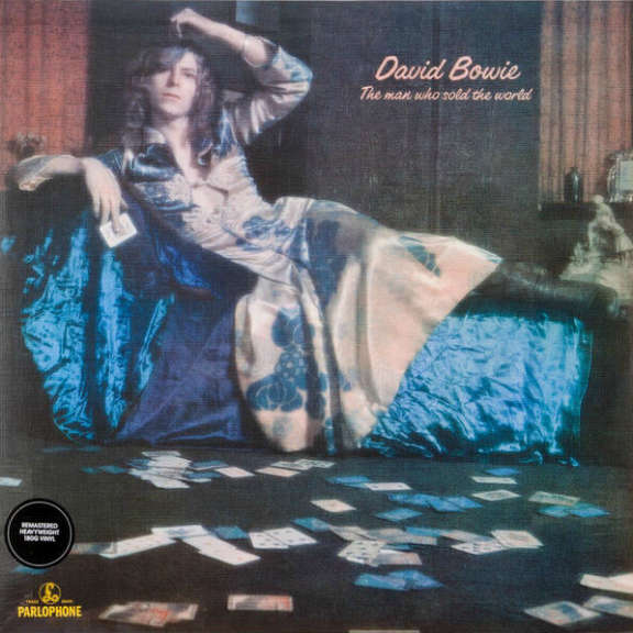 David Bowie The Man Who Sold The World LP 2016