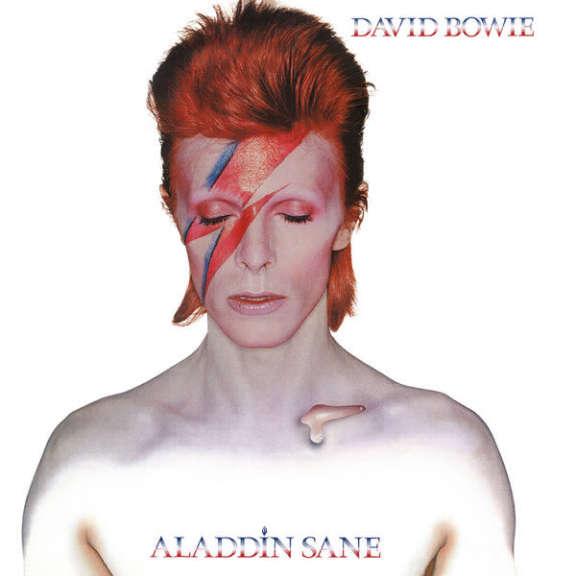 David Bowie Aladdin Sane LP 2016