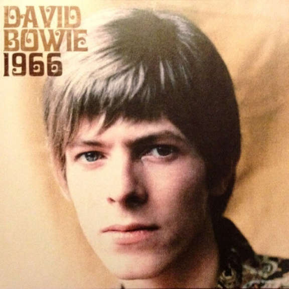 David Bowie 1966 LP 2015