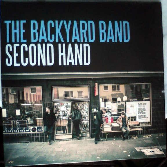Backyard Band Second Hand LP 2016