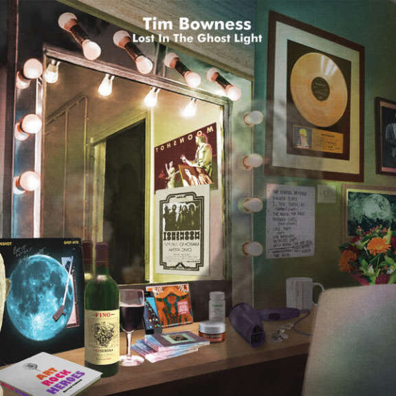 Tim Bowness Lost In The Ghost Light LP 2017