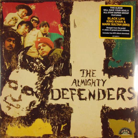Almighty Defenders The Almighty Defenders LP 2009