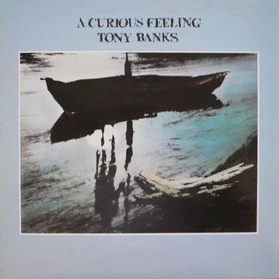 Tony Banks A Curious Feeling LP 2016