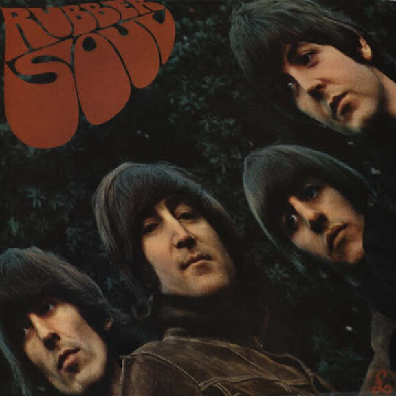 Beatles Rubber Soul LP 2012