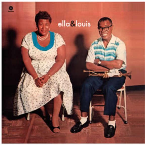 Ella Fitzgerald & Louis Armstrong Ella & Louis LP 2018