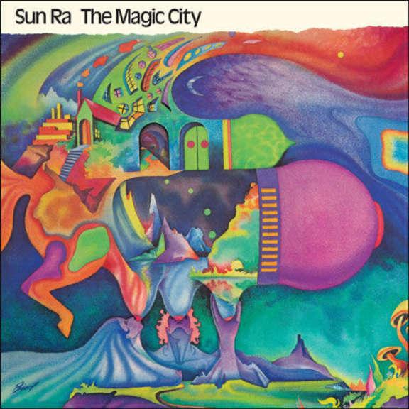 Sun Ra The Magic City LP 2017