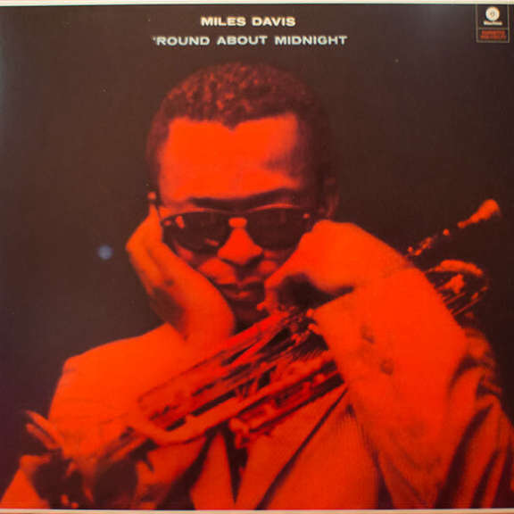 Miles Davis 'Round About Midnight LP 2012