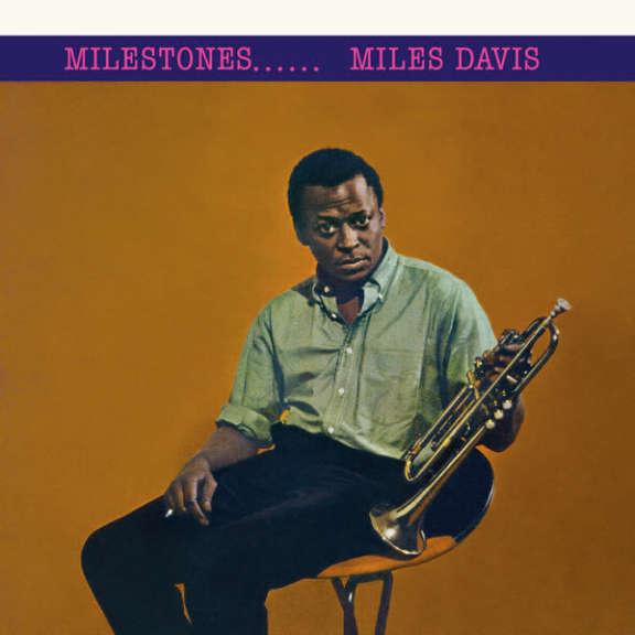Miles Davis Milestones LP 2011