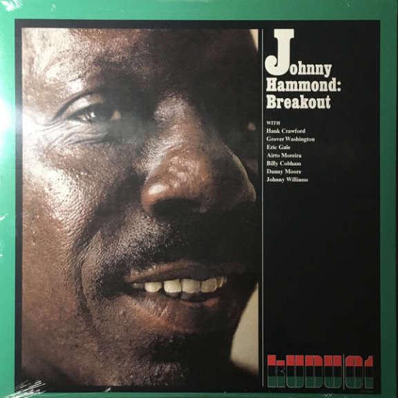 Johnny Hammond Breakout LP 0