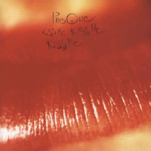 Cure Kiss Me Kiss Me Kiss Me LP 2016