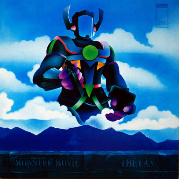 Can Monster Movie LP 0