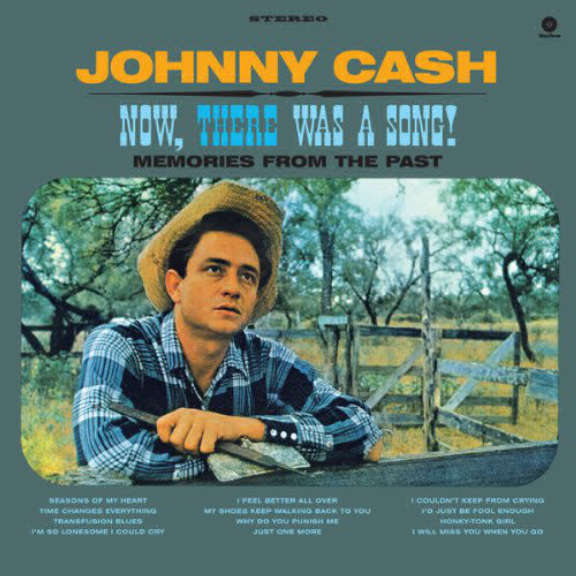 Johnny Cash Now, There Was A Song! LP 0
