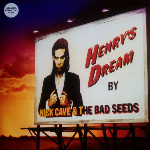 Nick Cave And The Bad Seeds Henry's Dream LP 2015