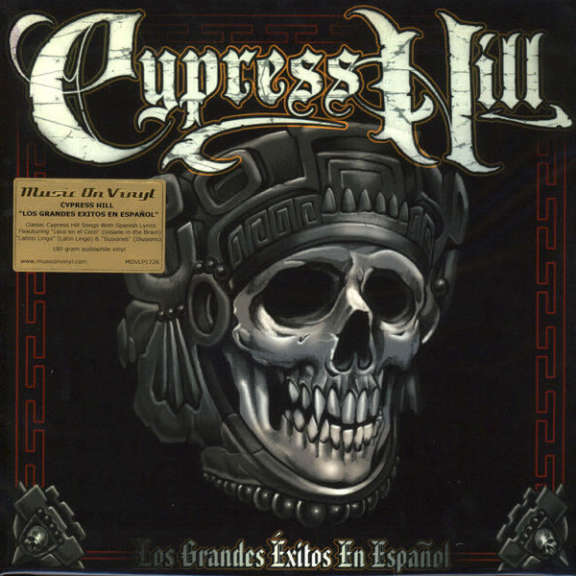 Cypress Hill Los Grandes Éxitos En Español LP 2016