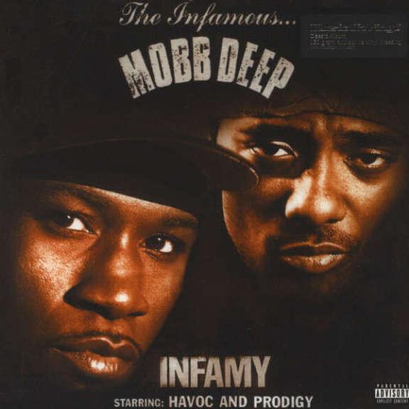 Mobb Deep Infamy LP 2016
