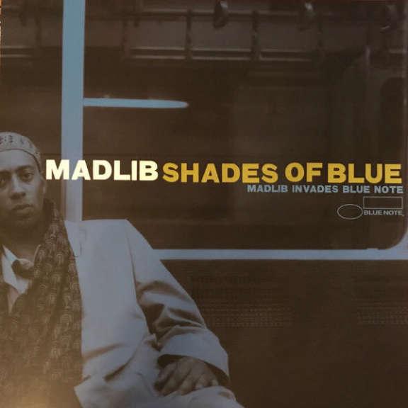 Madlib Shades of Blue LP 2017