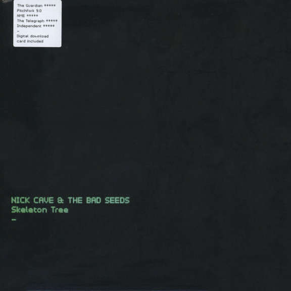 Nick Cave And The Bad Seeds Skeleton Tree LP 2016