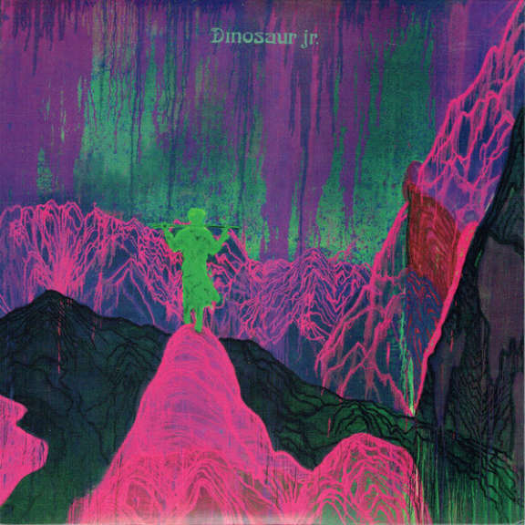 Dinosaur Jr. Give A Glimpse Of What Yer Not LP 2016