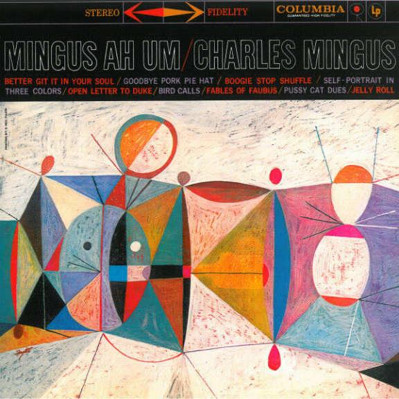 Charles Mingus Mingus Ah Um LP 2010