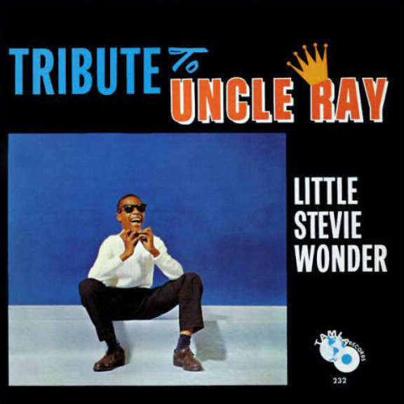 Little Stevie Wonder Tribute to Uncle Ray LP 2014