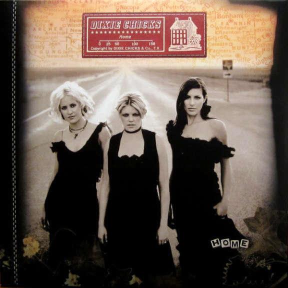 Dixie Chicks Home LP 2016