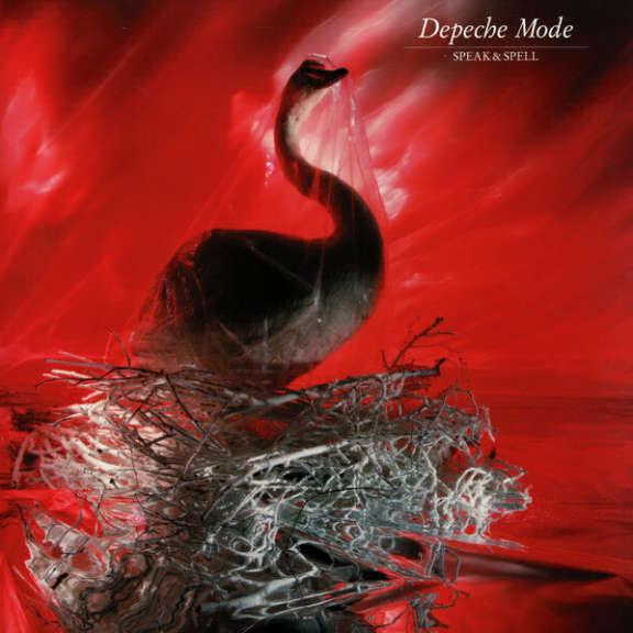 Depeche Mode Speak & Spell LP 2016