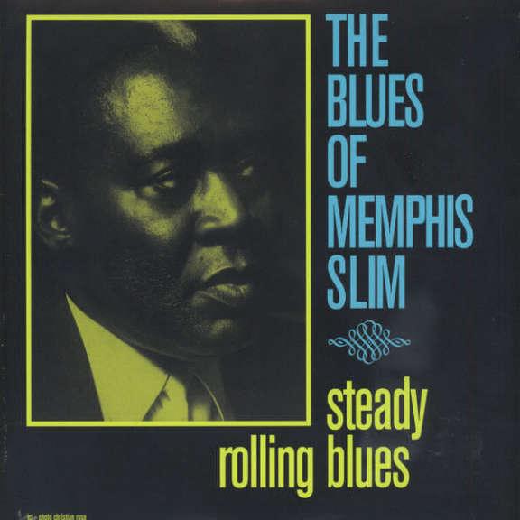 Memphis Slim Steady Rolling Blues  LP 2014