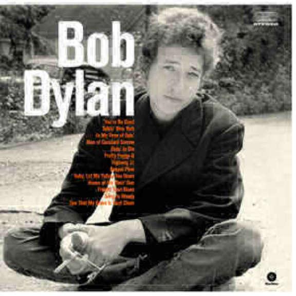 Bob Dylan Bob Dylan LP 0