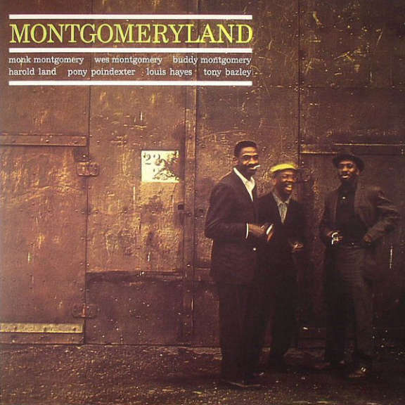 Wes Montgomery Montgomeryland LP 2014