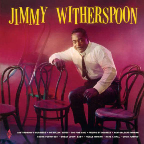 Jimmy Witherspoon Jimmy Witherspoon LP 2017