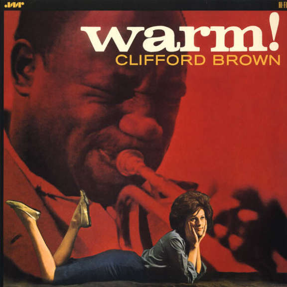 Clifford Brown Warm! LP 2015
