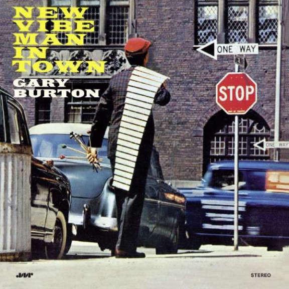 Gary Burton New Vibe Man in Town LP 2015